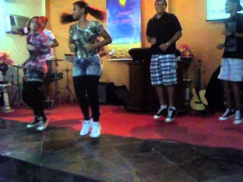 Baixar Ministério Praise's Expression IMOI - Coreografia Brincando de Adoleta - (Aline Barros)