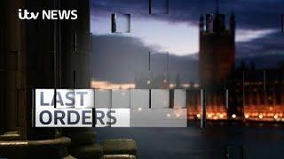Yorkshire 'Last Orders' political programme | ITV News