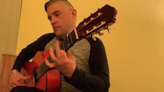 THE HINDUSTANI GUITAR w/ Tans from 24hourFlamenco