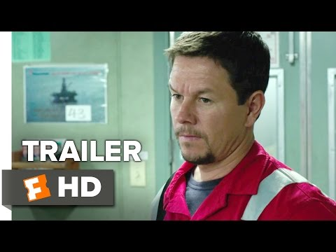 Deepwater Horizon Official 'Courage' Trailer (2016)