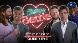 Queer Eye Cast Compete to be the Most Charming | Charm Battle | Netflix