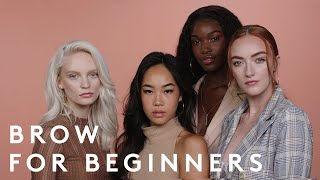 BROW FOR BEGINNERS | FENTY BEAUTY