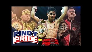 Best Knockdowns and Knockouts   Pinoy Pride