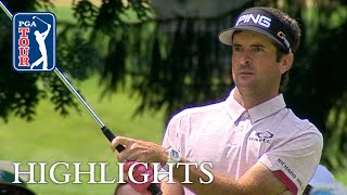 Bubba Watson extended highlights | Round 2 | The Greenbrier