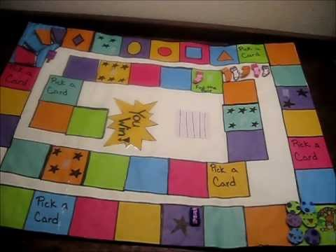 board game ideas to make