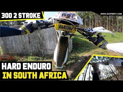 Billy Bolt : hard-enduro en Afrique du Sud
