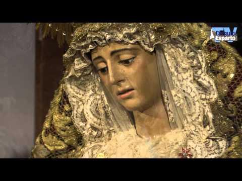 Besamanos a María Santísima de Regla