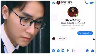 Nhắn tin cho Khoa Vương để được CHÚC NGỦ NGON