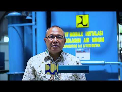 Uprating IPA - Peningkatan Pelayanan Air Minum 2,5 Kali Lipat