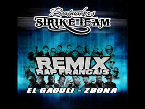 ZOXEA - La pression remix ( Prod El Gaouli / Strike Team )