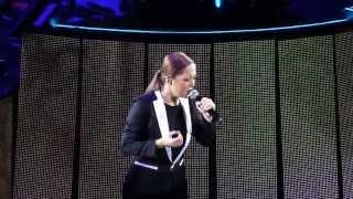 雷頌德 演唱會 2013 - 離家出走(衛蘭) YouTube 影片