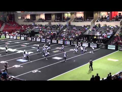 IFL: Nebraska Danger vs Tri-Cities Fever 2014