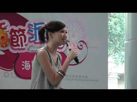 吳若希 - 愛要撐下去、錯過了 @ 「I Love HK 好戲派-復活節派對」