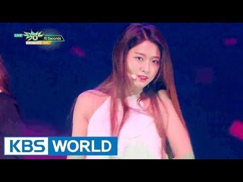 AOA - 10 Seconds / Good Luck [Music Bank COMEBACK / 2016.05.20]