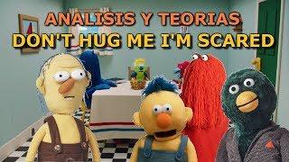 Análisis y Teorias de Don't Hug Me I'm Scared