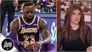 Lakers vs. Knicks got bumped by boxing, while Nets vs. Clippers was truly prime time | The Jump