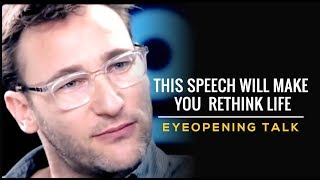 *BEWARE* This TALK Will Make You RETHINK YOUR ENTIRE LIFE AND WORK (life changer)