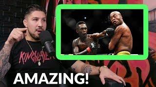 Brendan Schaub on Anderson Silva VS Israel Adesanya  UFC 234 recap