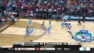 full basketball   Louisville Cardinals vs North Carolina Tar Heels 12. 03 .2015