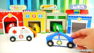Learn Colors Best Videos for Babies & Kids Preschool Learning Toys with Toy Cars