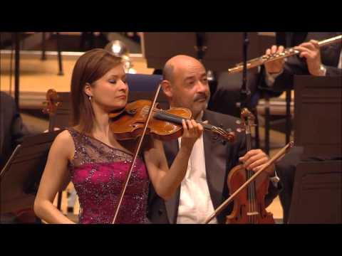 Dvorák: Concerto para violino, Op. 53 / Steinbacher.  Minczuk . Orquestra Sinfônica Brasileira