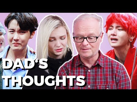 My Dad reacts to BTS