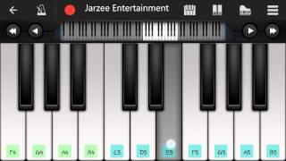 Kuch Kuch Hota hai - Easy Mobile perfect piano tutorial