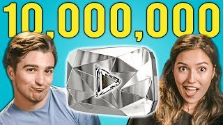 10 Million Subscribers Thank You!