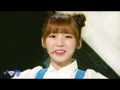 오마이걸 반하나(OH MY GIRL BANHANA) - 바나나 알러지 원숭이 (Comaback Stage mix/교차편집)