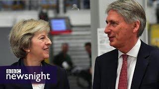 2017 Budget Preview with Nick Watt - BBC Newsnight