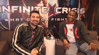 Infinite Crisis – Angry Joe Open Beta Interview