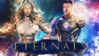 MARVEL ETERNALS FIRST LOOK (2020) & Trailer Update!