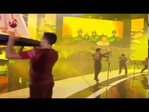 CHILA JATUN - BOQUITA DE MIEL EN VIÑA DEL MAR 2014 (Dia 1)