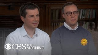 "Husband after Pete Buttigieg first shared presidential aspirations: ""For real?"""