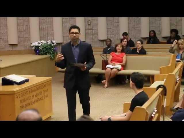 Ministry is an overflow of loving Jesus - Pastor Shyju Mathew