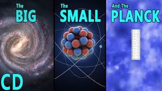 The Scale of Everything - The Big, the Small and the Planck