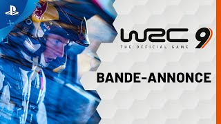 Wrc 9 :  bande-annonce