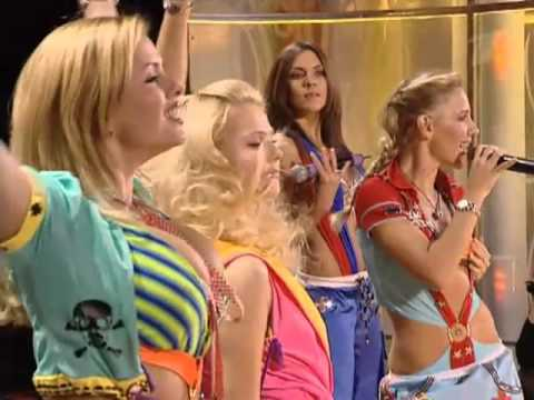 Блестящие - Как звезда (ОРТ) 2007 год