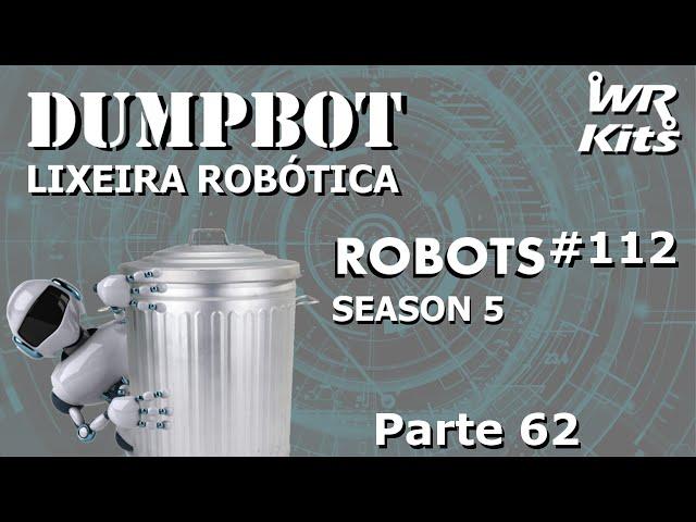 SENSOR FRONTAL SOFTWARE p2 (DumpBot 62/x) | Robots #112