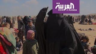 بقايا داعش الأجانب.. خروج بلا عودة     -