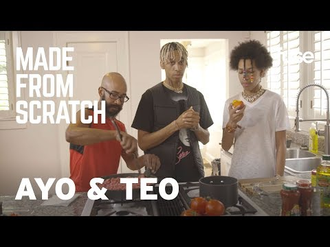 Ayo and Teo Get An Unexpected Visit From Their Dad | Made From Scratch | Fuse