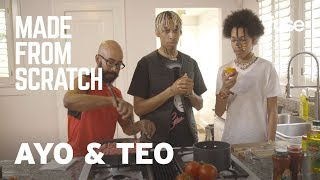 Ayo and Teo Talk Their Music Evolution | Made From Scratch