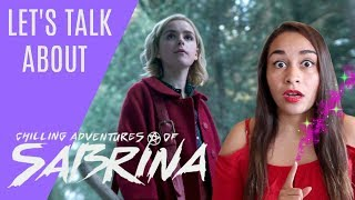 Here's Everything We Know About Netflix's Chilling Adventures Of Sabrina!