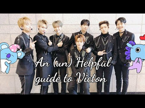 AN (UN)HELPFUL GUIDE TO VICTON