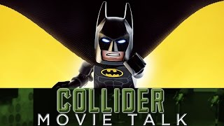 New LEGO Batman Trailer, Starship Troopers Reboot Coming – Collider Movie Talk