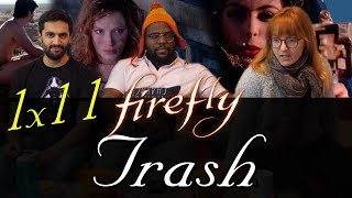 Firefly - 1x11 Trash - Reaction