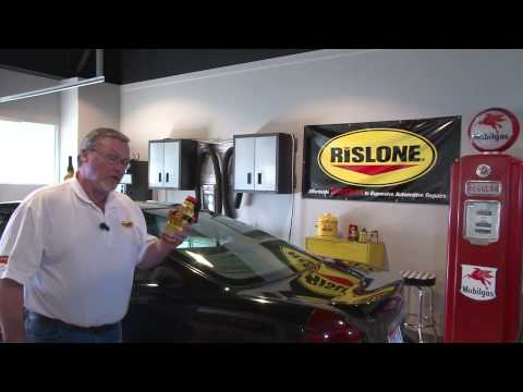 VIDEO: How to Install Rislone Gasoline Fuel System Treatment (p/n 4700)