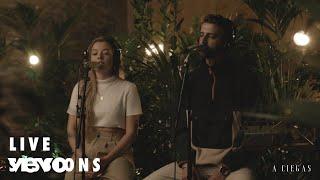 Juancho Marqués & Marina Reche - A Ciegas (Live Sessions)