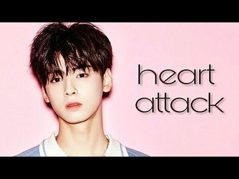 [FMV] EUNWOO ㅡ HEART ATTACK