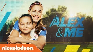 Get to Know World Cup Star Alex Morgan & Her Film, 'Alex & Me'! ⚽ | Nick